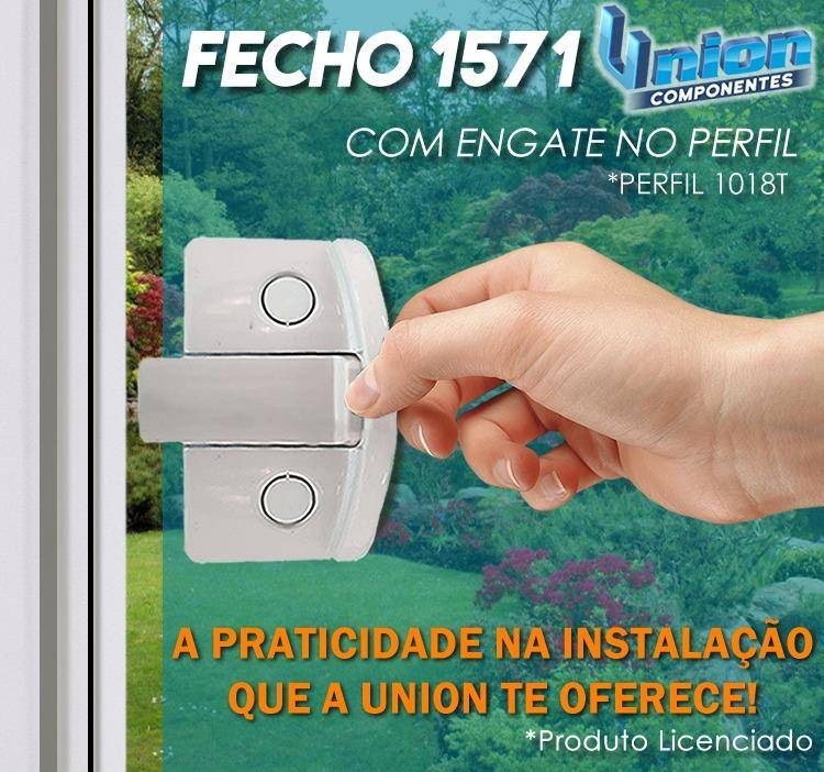 1571UP - Com engate no perfil